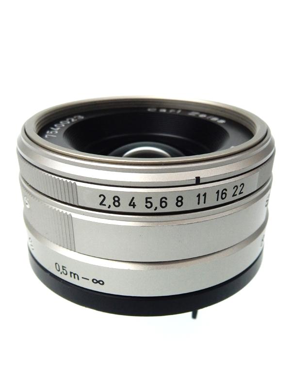 【CONTAX】【Gマウント】コンタックス『Carl Zeiss Biogon 28mm F2.8 T*』レンズ 1週間保証【中古】b03e/h15AB