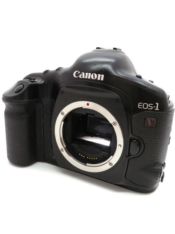 【Canon】キヤノン『EOS-1v ボディ』フィルム一眼レフカメラ 1週間保証【中古】b03e/h11B