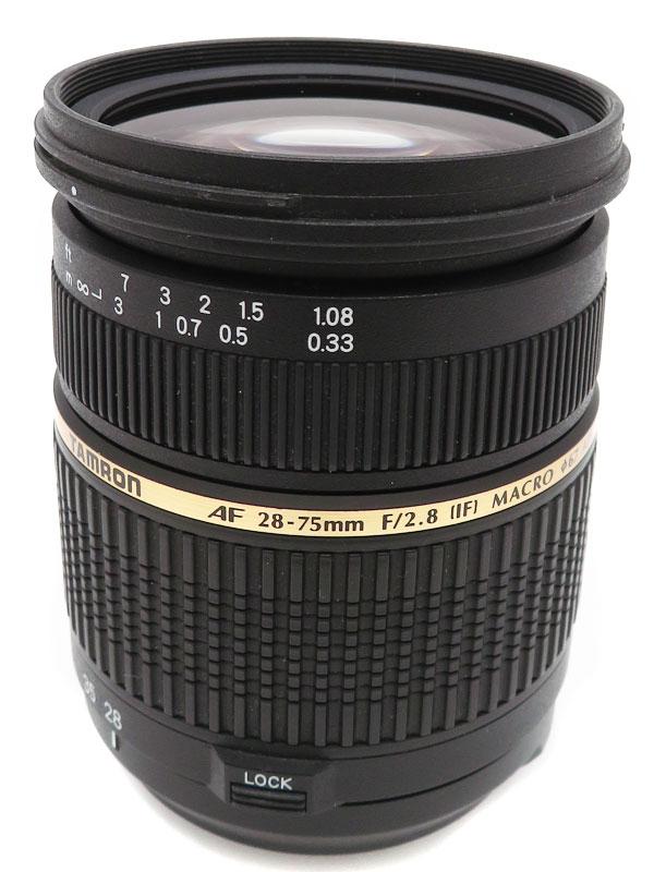 【TAMRON】【ニコン用】タムロン『SP AF 28-75mm F/2.8 XR Di LD』A09 II レンズ 1週間保証【中古】b03e/h13AB