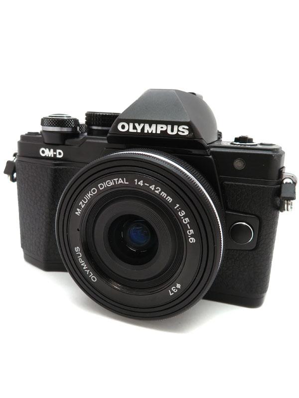 【OLYMPUS】オリンパス『OM-D E-M10 Mark II 14-42mm レンズキット マイクロフォーサーズマウント』ミラーレス一眼カメラ 1週間保証【中古】b03e/h08BC