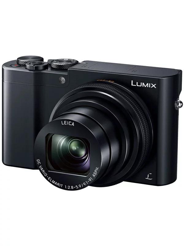 【Panasonic】パナソニック『LUMIX(ルミックス)TX1』DMC-TX1-K ブラック 2010万画素 光学10倍 4K動画 Wi-Fi コンパクトデジタルカメラ 1週間保証【中古】b06e/h18S