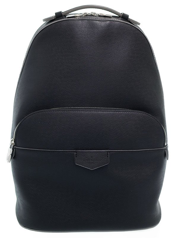【LOUIS VUITTON】【リュックサック】ルイヴィトン『タイガ アントン バックパック』メンズ 1週間保証【中古】b06b/h13A