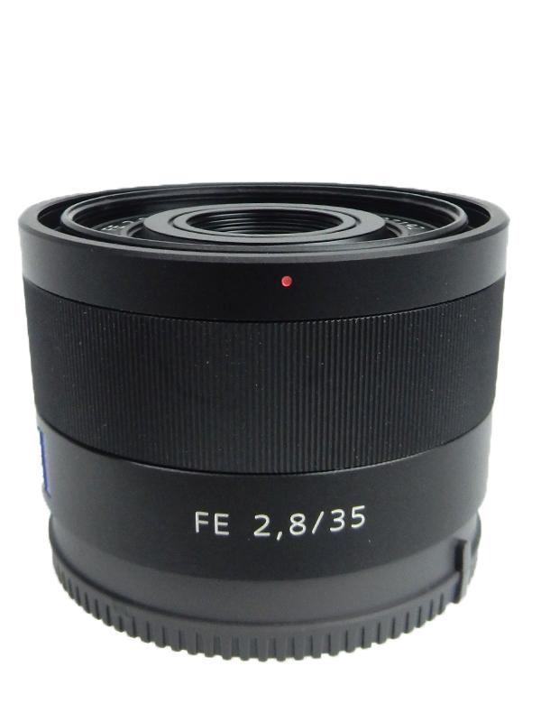 【SONY】ソニー『Sonnar T* FE 35mm F2.8 ZA』SEL35F28Z Eマウント フルサイズ 広角 デジタル一眼カメラ用レンズ 1週間保証【中古】b06e/h09AB