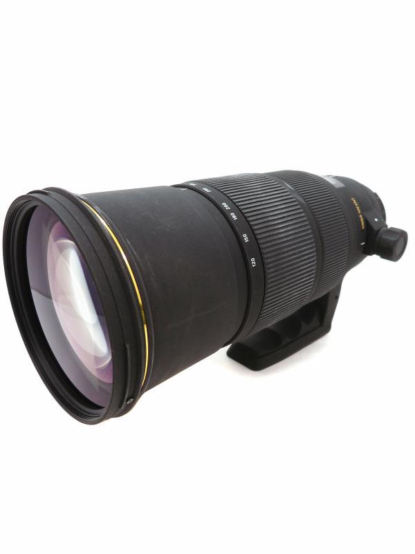 【SIGMA】【ニコン用】シグマ『APO 120-300mm F2.8 EX DG HSM ニコンFマウント系』レンズ 1週間保証【中古】b06e/h09C