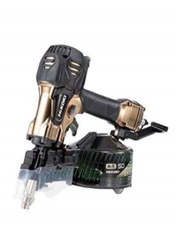 【HiKOKI】ヒタチコウキ『高圧ロール釘打機』NV50HR2 1週間保証【新品】b00t/b00N