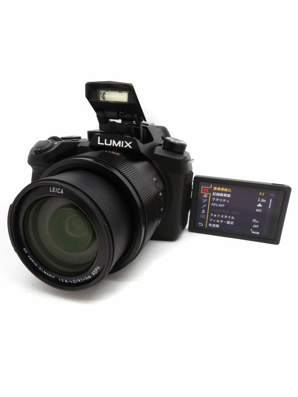 【Panasonic】パナソニック『LUMIX レンズ一体型デジタルカメラ』DC-FZ1000M2 2019年 1週間保証【中古】b03e/h03A