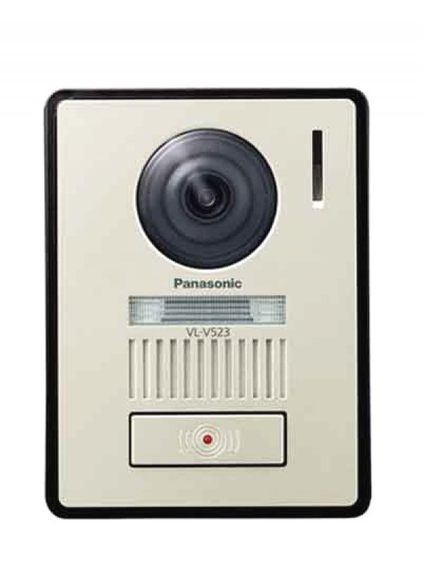 【Panasonic】パナソニック『カラーカメラ玄関子機 露出型』VL-V523L-N ドアホン 1週間保証【新品】b00e/b00N