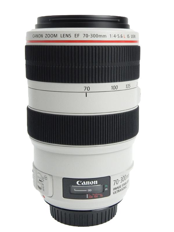 【Canon】キヤノン『EF70-300mm F4-5.6L IS USM』EF70-300LIS 手ブレ補正 USM 望遠ズームレンズ レンズ 1週間保証【中古】b06e/h09A