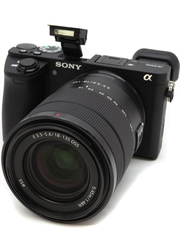 【SONY】ソニー『α6500 レンズキット』ILCE-6500M ミラーレス一眼カメラ 1週間保証【中古】b05e/h10AB