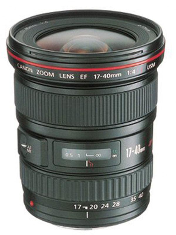 【Canon】【未使用品】キヤノン『EF17-40mm F4L USM』EF17-404L レンズ 1週間保証【中古】b06e/h17S
