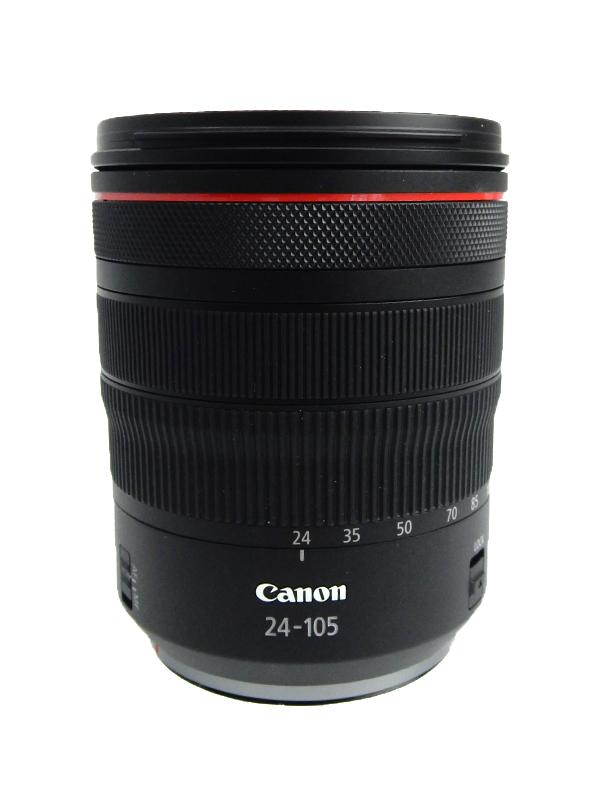 【Canon】キヤノン『RF24-105mm F4L IS USM』RF24-10540LIS 光学式手ブレ補正 防塵・防滴 高画質 小型・軽量設計 レンズ 1週間保証【中古】b06e/h16A