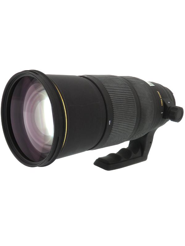 【SIGMA】シグマ『APO 120-300mm F2.8 EX DG HSM』ニコンFマウント デジタル一眼レフカメラ用レンズ 1週間保証【中古】b06e/h09B