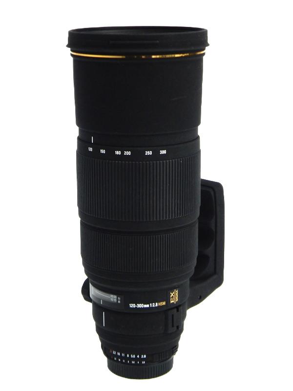 【SIGMA】【ニコン用】シグマ『APO 120-300mm F2.8 EX DG HSM』レンズ 1週間保証【中古】b06e/h09B