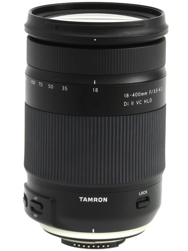 【TAMRON】タムロン『18-400mm F/3.5-6.3 Di II VC HLD』B028N ニコンDXフォーマット 28-620mm相当 デジタル一眼レフカメラ用レンズ 1週間保証【中古】b06e/h15AB