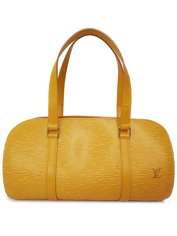 【Louis Vuitton】【ポーチ付】ルイヴィトン『エピ スフロ』M52229 レディース ショルダーバッグ 1週間保証【中古】b06b/h18AB