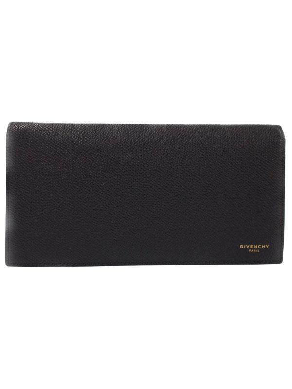 【GIVENCHY】ジバンシィ『二つ折り長財布』メンズ 1週間保証【中古】b03b/h15AB