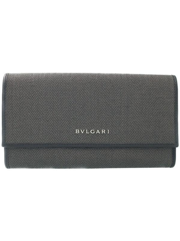 BVLGARI ブルガリ ウィークエンド 二つ折り長財布 32585 メンズ 1週間保証b01b h17ABFcuKlTJ31