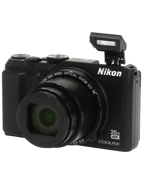 【Nikon】ニコン『COOLPIX A900』A900BK ブラック 2029万画素 光学35倍 SDXC 4K動画 コンパクトデジタルカメラ 1週間保証【中古】b06e/h18B