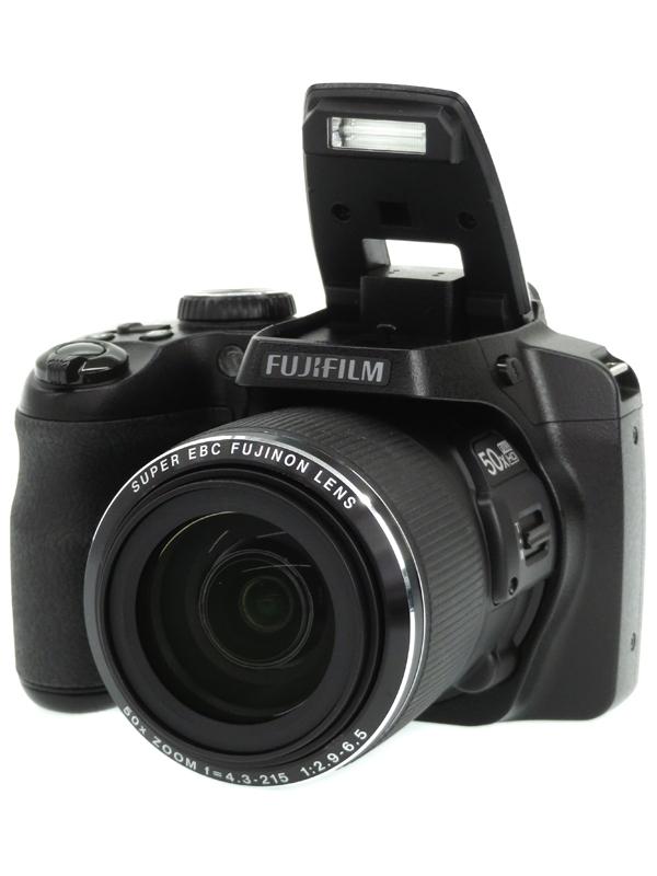 【FUJIFILM】富士フイルム『FinePix S9800』1620万画素 光学50倍 SDXC フルHD動画 コンパクトデジタルカメラ 1週間保証【中古】b05e/h10AB