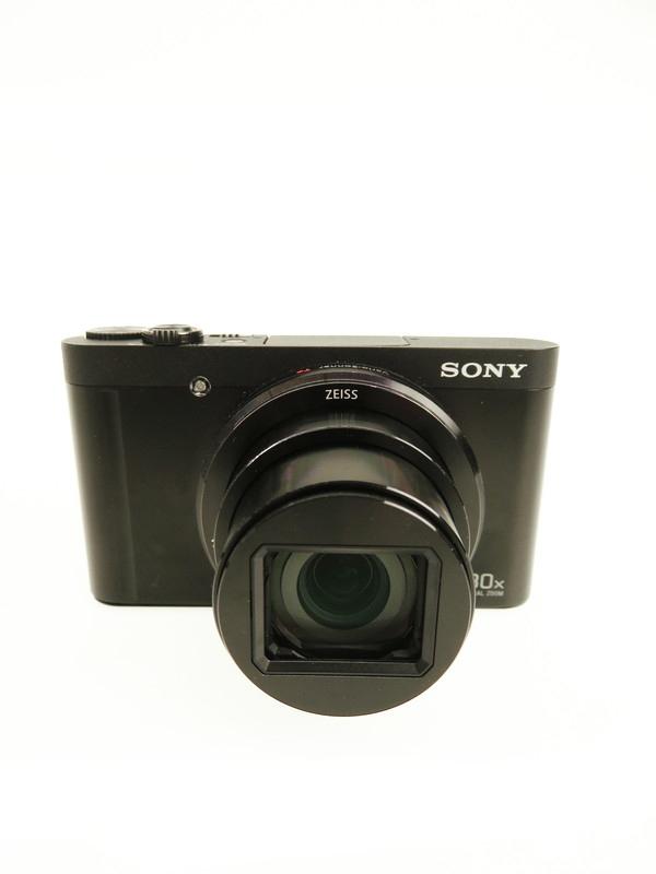 【SONY】ソニー『Cyber-shot(サイバーショット)』DSC-WX500(B) ブラック 1820万画素 光学30倍 フルHD動画 コンパクトデジタルカメラ 1週間保証【中古】b05e/h12AB