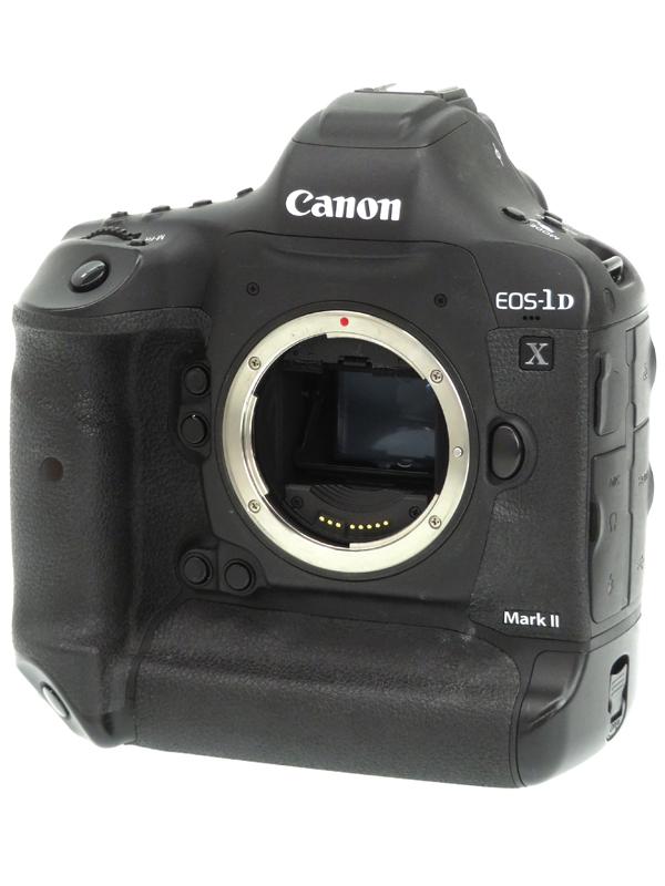【Canon】キヤノン『EOS-1D X MarkIIボディー』2020万画素 フルサイズ CF/CFast 4K動画 デジタル一眼レフカメラ 1週間保証【中古】b05e/h12B