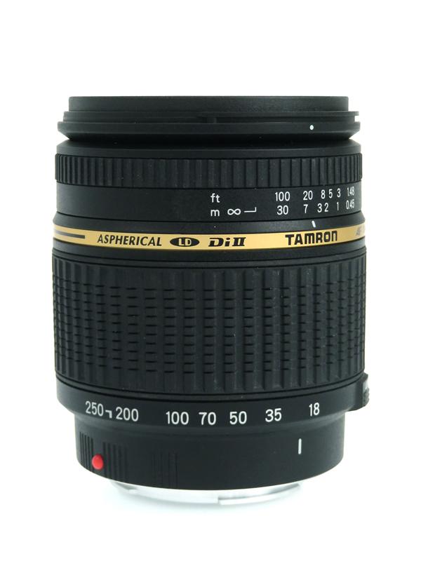 【TAMRON】タムロン『AF18-250mm F/3.5-6.3 DiII LD Aspherical IF MACRO Aマウントレンズ』A18 デジタル一眼レフカメラ用レンズ 1週間保証【中古】b03e/h23AB