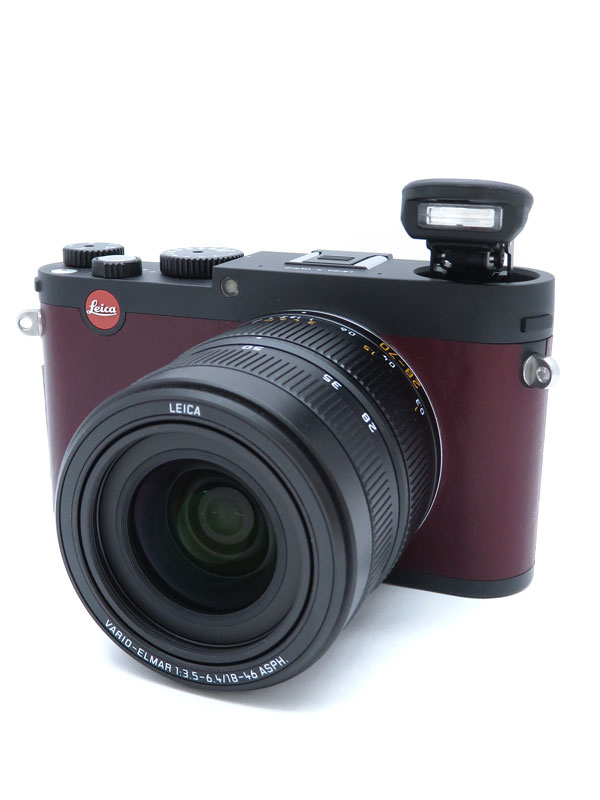 【Leica】【Tokyo Station 100years】【限定5台】ライカ『X Vario Typ 107 ブラック』コンパクトデジタルカメラ 1週間保証【中古】b03e/h14A