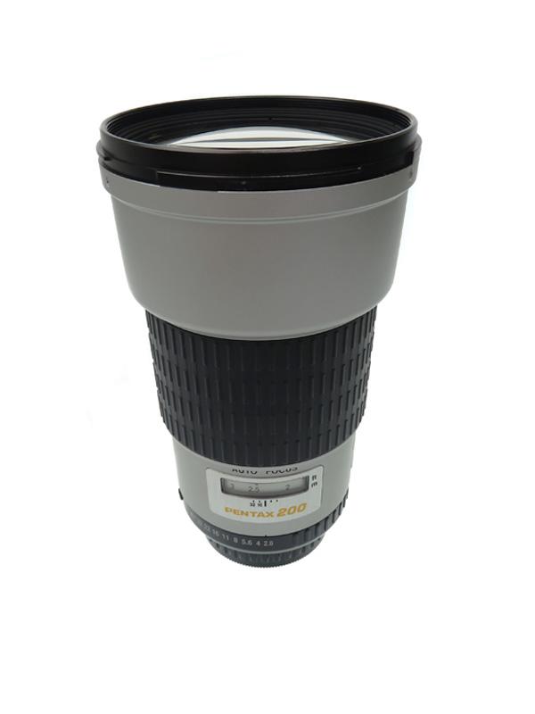 【PENTAX】ペンタックス『PENTAX FA 200mm F2.8ED IF』レンズ 1週間保証【中古】b03e/h11B