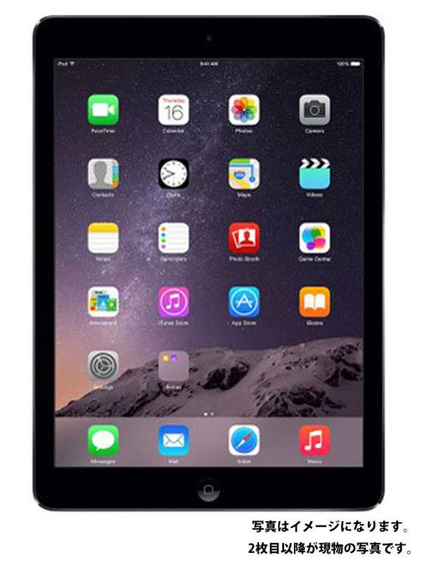 【Apple】アップル『iPad Air Wi-Fiモデル 16GB スペースグレイ』MD785J/B タブレット 1週間保証b06e/h19AB:高山質店