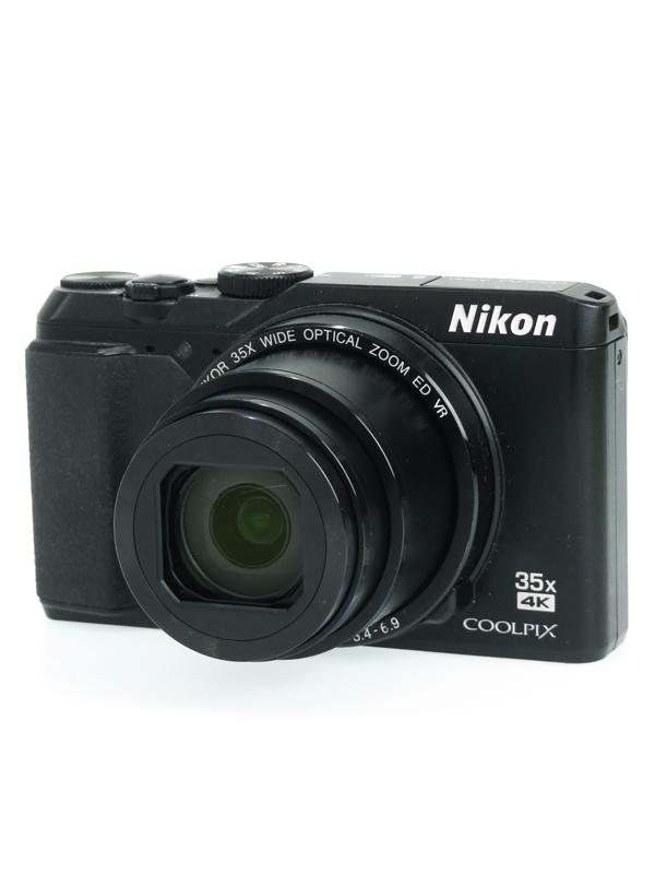 【Nikon】ニコン『COOLPIX A900』A900BK 2016年10月 2029万画素 光学35倍 SDXC 4K動画 コンパクトデジタルカメラ 1週間保証【中古】b05e/h10B