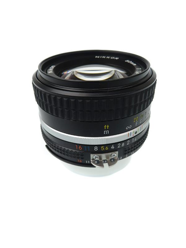 【Nikon】ニコン『Nikon 50mm F1.4S NIKKOR LENS MF Ai』レンズ 1週間保証【中古】b03e/h14A