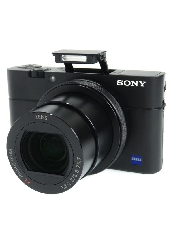 【SONY】ソニー『Cyber-shot(サイバーショット)』DSC-RX100M5 ファストハイブリッドAF コンパクトデジタルカメラ 1週間保証【中古】b06e/h19AB