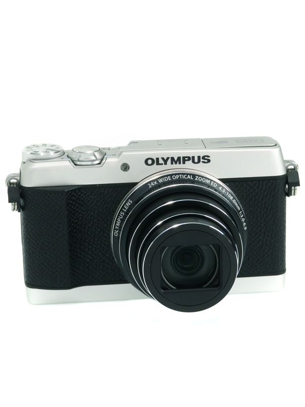 【OLYMPUS】オリンパス『STYLUS SH-2』SH-2 SLV 2015年4月 1600万画素 光学24倍 3.0型 手ぶれ補正 コンパクトデジタルカメラ 1週間保証【中古】b03e/h03AB
