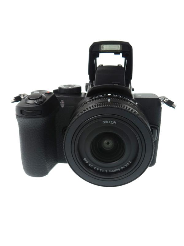 【Nikon】ニコン『Nikon Z50 DX16-50mm F3.5-6.3 VR レンズキット』ミラーレス一眼レフカメラ 1週間保証【中古】b03e/h07AB