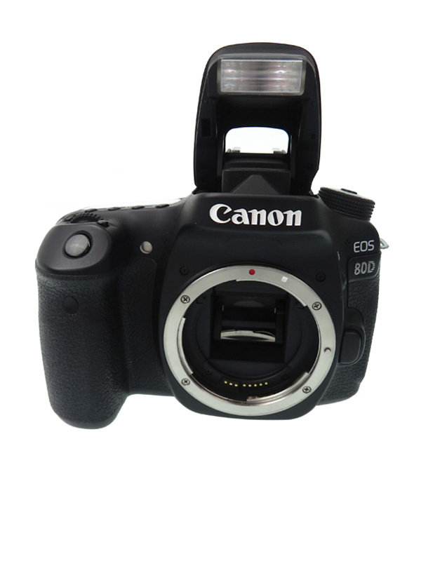 【Canon】キヤノン『Canon キヤノン EOS 80D ボディー』デジタル一眼レフカメラ 1週間保証【中古】b03e/h07AB
