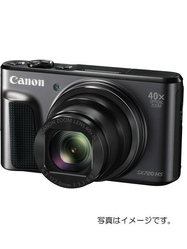 【Canon】キヤノン『PowerShot SX720 HS』PSSX720HS(BK) ブラック コンパクトデジタルカメラ 1週間保証【中古】b06e/h09S