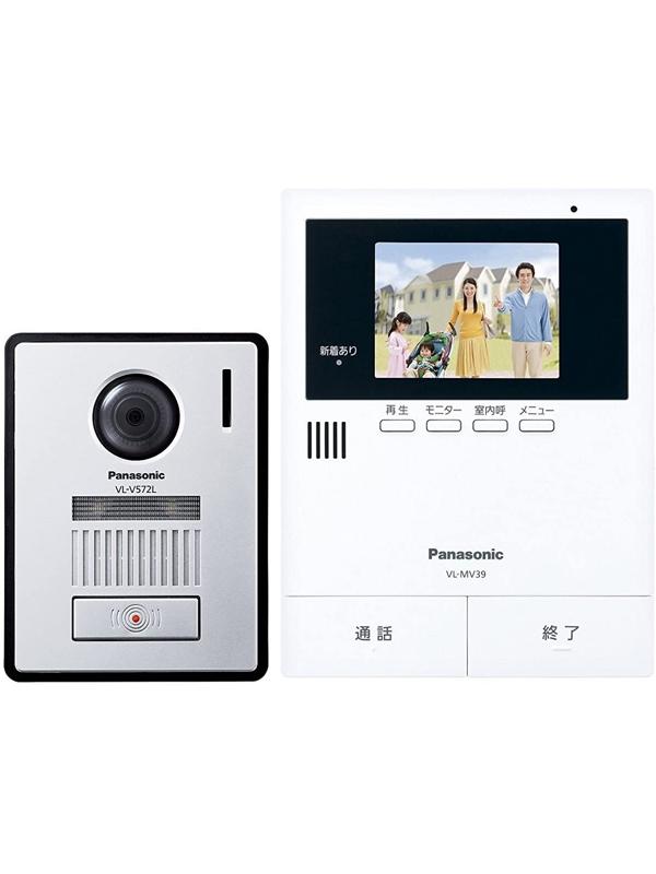 【Panasonic】パナソニック『テレビドアホン』VL-SV39KL 2-2タイプ 電源コード式 1週間保証【中古】b06e/h09S