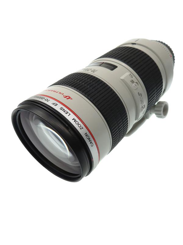 【Canon】キヤノン『Canon EF70-200mm F2.8 L USM』レンズ 1週間保証【中古】b05e/h21AB