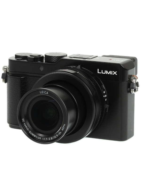 【Panasonic】パナソニック『LUMIX(ルミックス) LX100II』DC-LX100M2 1700万画素 24-75mm相当 SDXC 4K動画 コンパクトデジタルカメラ 1週間保証【中古】b03e/h07A