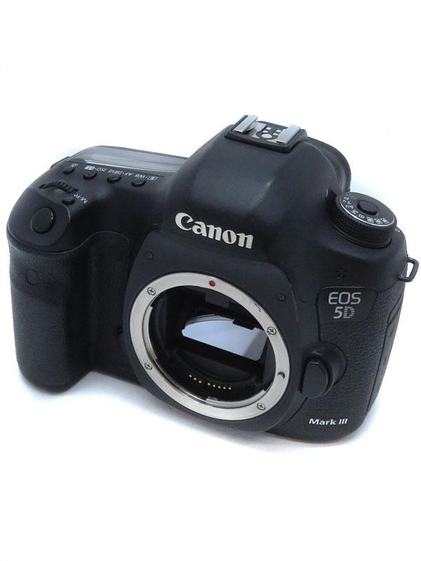 【Canon】キヤノン『EOS 5D Mark III ボディ』EOS5DMK3 デジタル一眼レフカメラ 1週間保証【中古】b03e/h03B