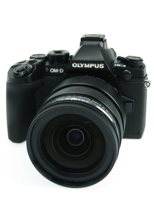 【OLYMPUS】オリンパス『OLYMPUS OM-D E-M1 12-40mm F2.8 レンズキット』ミラーレス一眼カメラ 1週間保証【中古】b03e/h08AB