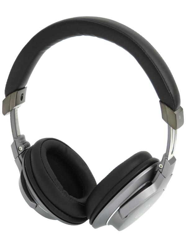 【audio-technica】オーディオテクニカ『ワイヤレスヘッドホン』ATH-AR5BT BK ブラック 1週間保証【中古】b05e/h12AB