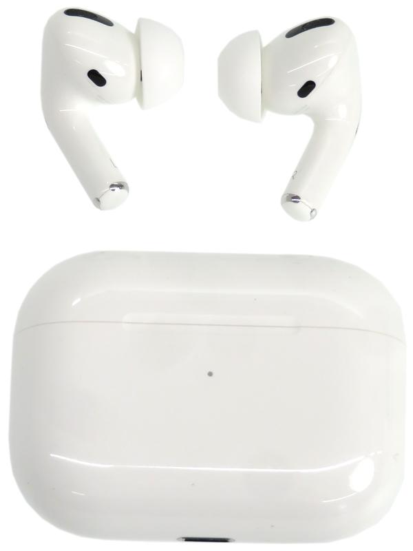 【Apple】アップル『AirPods Pro with Wireless Charging Case』MWP22J/A 耐汗耐水 ワイヤレスイヤホン 1週間保証【中古】b05e/h10AB