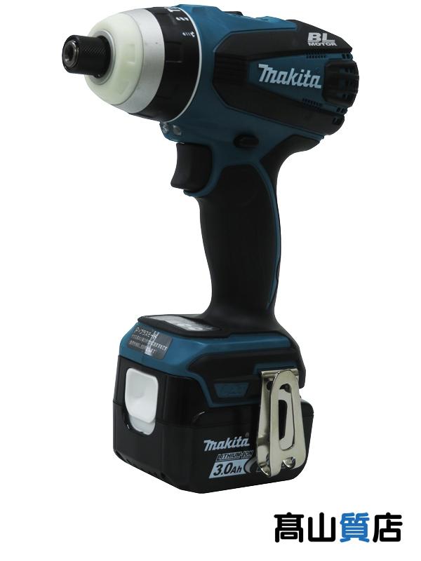【makita】マキタ『充電式4モードインパクトドライバ』TP131DRFX 青 インパクトドライバー 1週間保証【新品】b00t/b00N