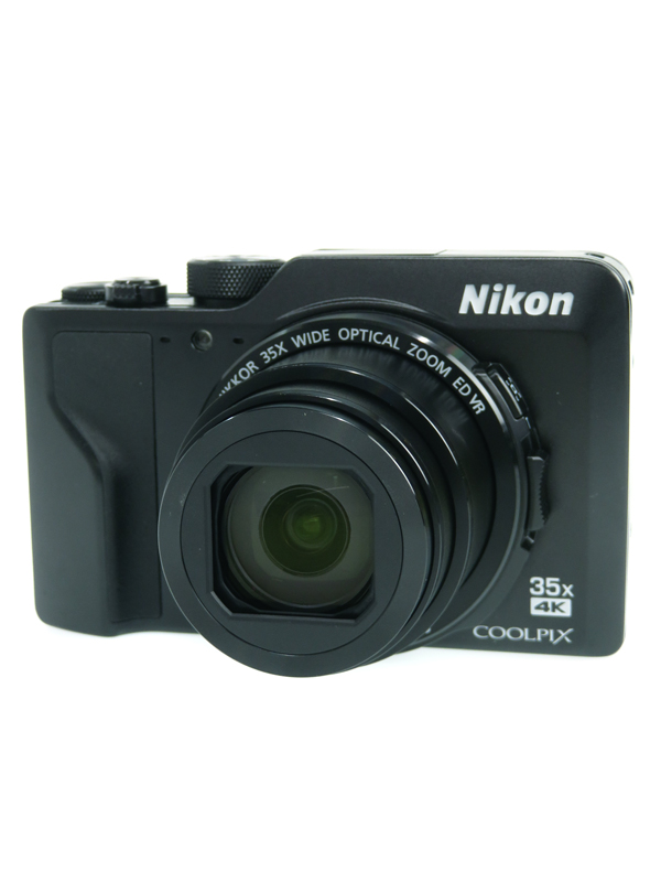 【Nikon】ニコン『COOLPIX A1000』A1000BK 1604万画素 光学35倍 SDXC 4K動画 コンパクトデジタルカメラ 1週間保証【中古】b03e/h03AB