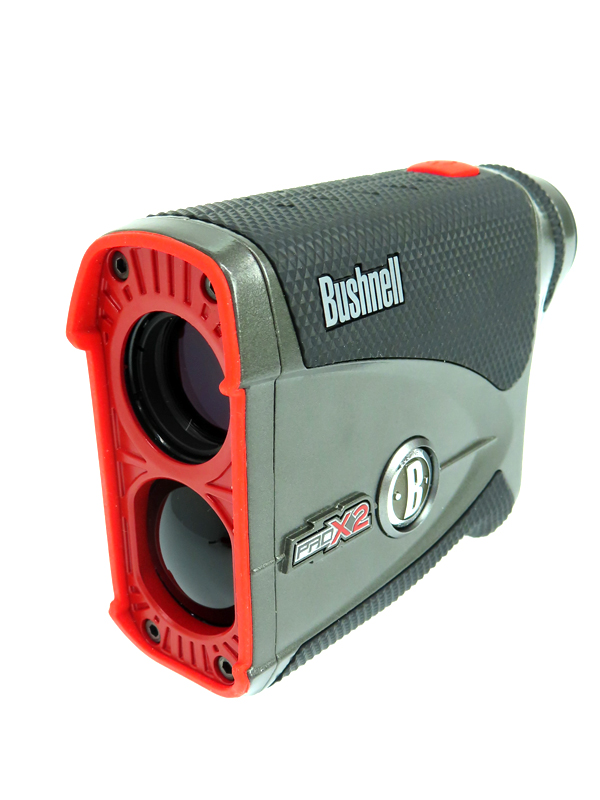 【Bushnell】ブッシュネル『ピンシーカープロX2ジョルト』スロープスイッチ機能 ゴルフ用レーザー距離計 1週間保証【中古】b03e/h20AB