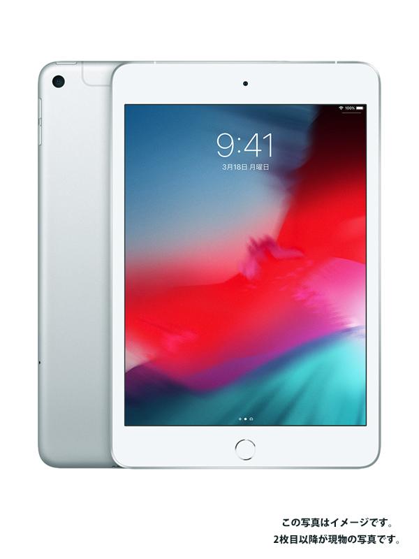 【Apple】アップル『iPad mini 7.9インチ 第5世代 Wi-Fi + Cellular 64GB docomoのみ シルバー』MUX62J/A タブレット 1週間保証【中古】b03e/h03AB