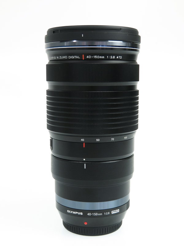 【OLYMPUS】オリンパス『M.ZUIKO DIGITAL ED 40-150mm F2.8 PRO』80-300mm相当 デジタル一眼カメラ用レンズ 1週間保証【中古】b03e/h14AB