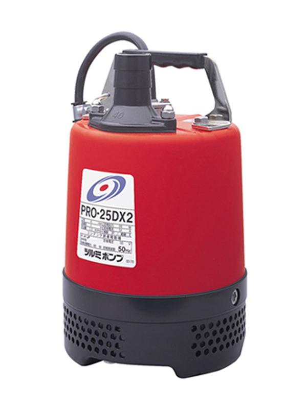 【ツルミ製作所】ツルミポンプ『工事排水用ポンプ 60HZ 』PRO-40DX2 1週間保証【新品】b00t/b00N