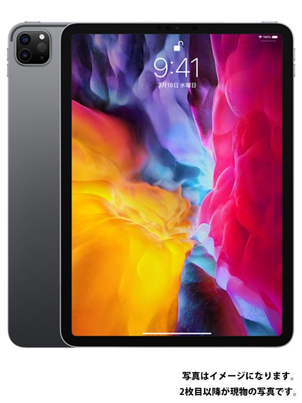【Apple】アップル『iPad Pro 11インチ 第2世代 Wi-Fi 256GB スペースグレイ』MXDC2J/A タブレット 1週間保証【中古】b03e/h10AB